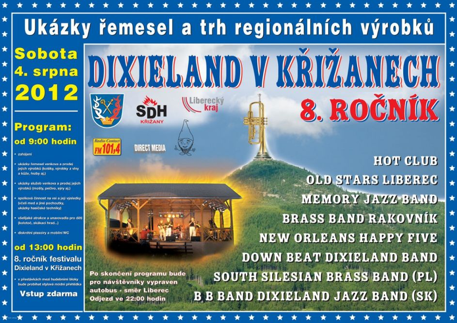 Festiwal Dixielandowy w Czechach